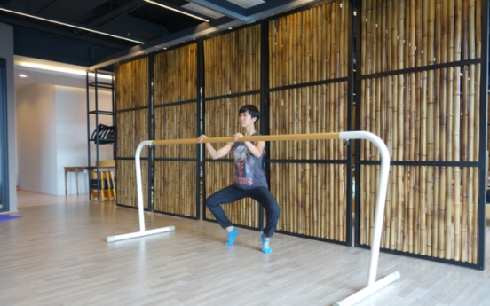 Long and lean: exercise for a dancer's body