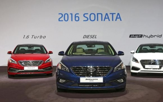 Hyundai launches new Sonata