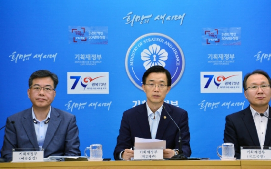 Seoul pushes for W22tr stimulus