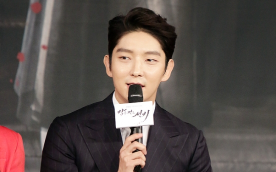 Lee Joon-gi, TVXQ Changmin turn vampire, prince in new TV drama
