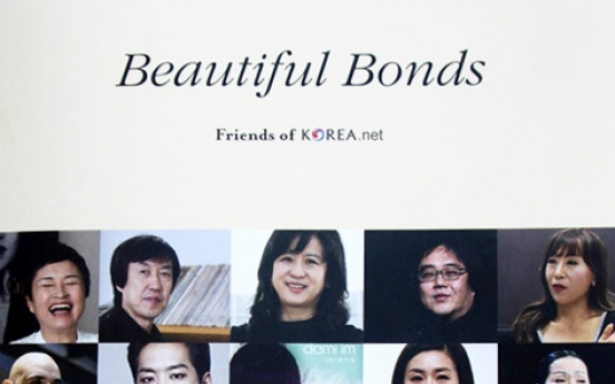 'Beautiful Bonds' a tribute to Koreaphiles