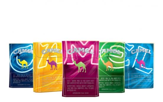 JTI launches neon Camel