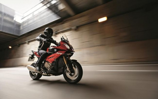 [Photo News] BMW introduces New S100 XR
