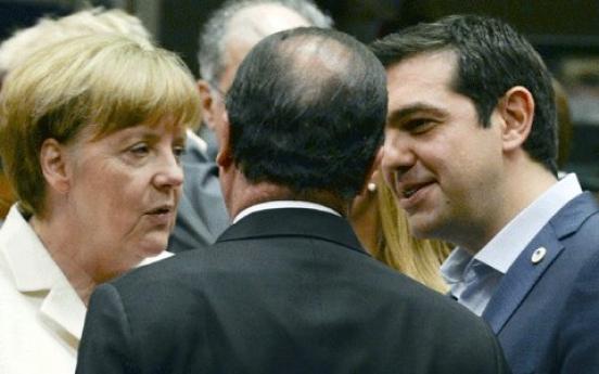 EU leaders reach Greek bailout deal