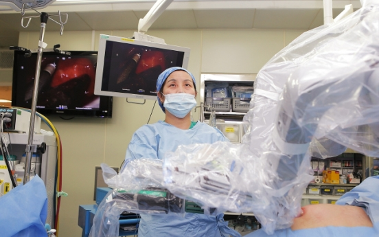 How robotic surgery can contribute to women's health