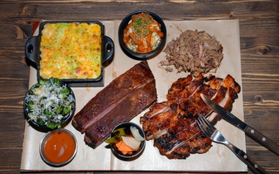 Bona fide Southern-style barbecue at Manimal Smokehouse
