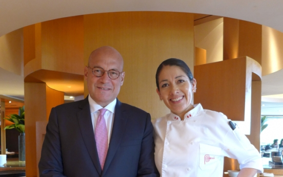 Peruvian cuisine draws connoisseurs at Hyatt