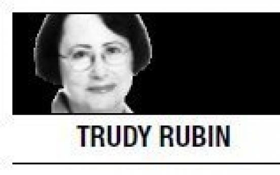 [Trudy Rubin] Don't sink Iran nuclear deal, make it better