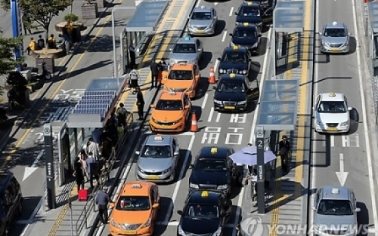 Seoul to launch high-end taxi hailer
