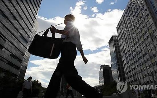 Korea tops ratio of underpaid workers in major economies