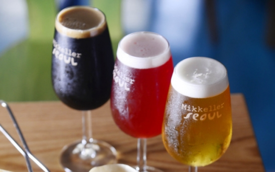 Mikkeller Bar hits Seoul