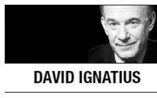 [David Ignatius] Big battle behind China's turmoil