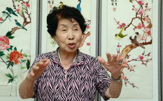 Independence fighter recounts family's struggle for one, liberated Korea