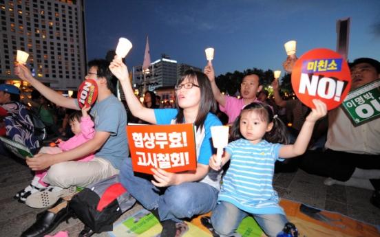 Korea's civil society at a crossroads