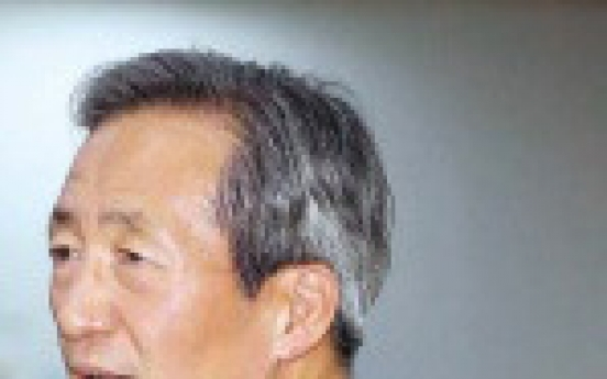 [Newsmaker] Chung Mong-joon in bid to clean up FIFA