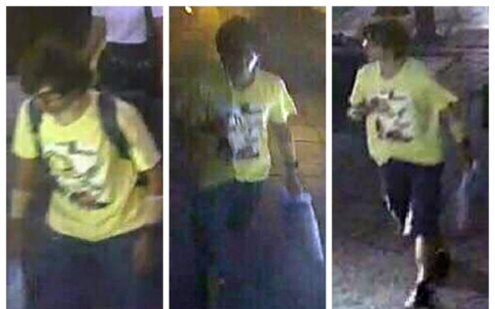 Bangkok police say man with backpack is bomber