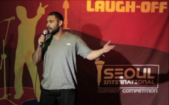 Expat comics to descend on Korea for stand-up contest