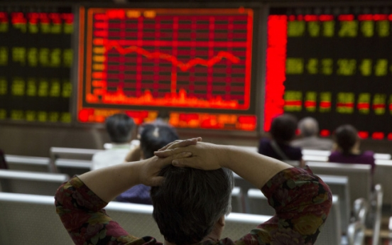 Market rout deepens in Asia as stocks slide to a two-year low