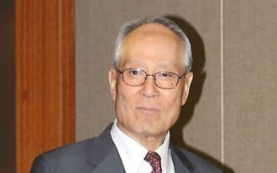 Daelim honorary chairman donates entire wealth for charity