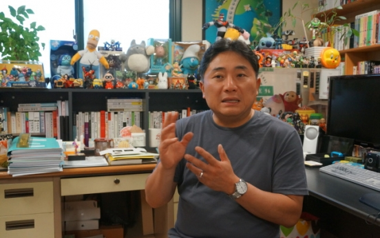 'Innovative platforms can turn tide for Korean animations'