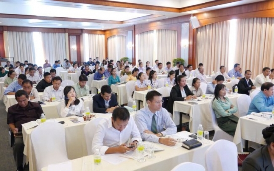 Experts discuss ecotourism promotion in Laos