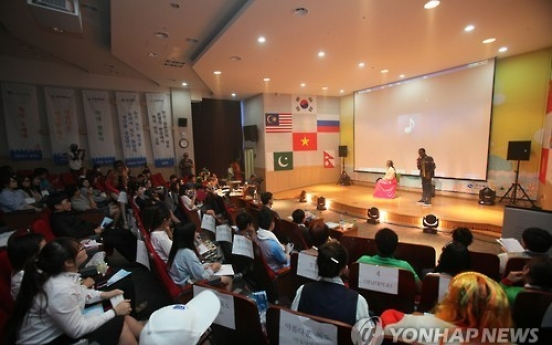 Foreign students quitting studies in Korea on rise