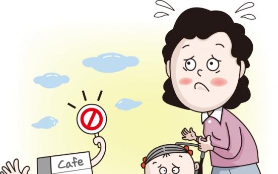 Controversy flares over kid-free zones in Korea