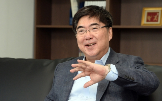 [Herald Interview] Web archive offers insight into path of Korea's development