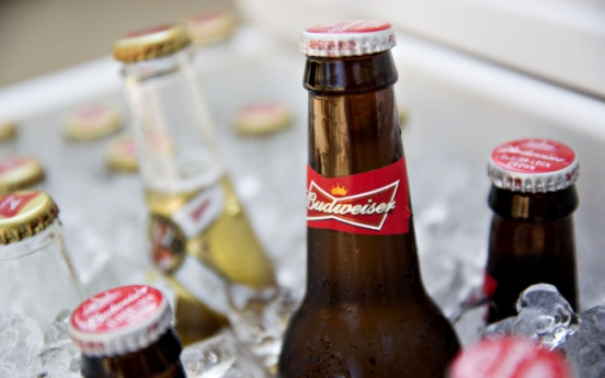 [Newsmaker] Makers of Budweiser, Miller eye global merger