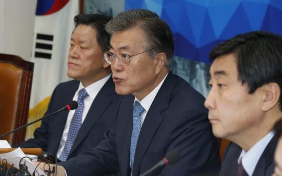 Parties condemn N.K. provocative acts