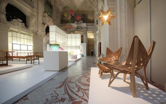 Korean craft and design on show in Paris, London