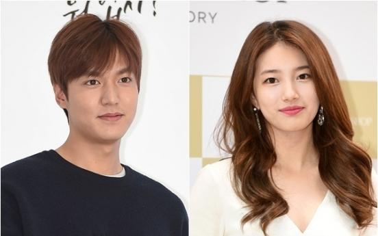 Lee Min-ho, Suzy deny breakup