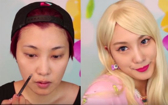 Korean beauty YouTubers reach out to global viewers