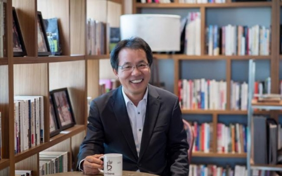 Caffe Bene appoints new CEO