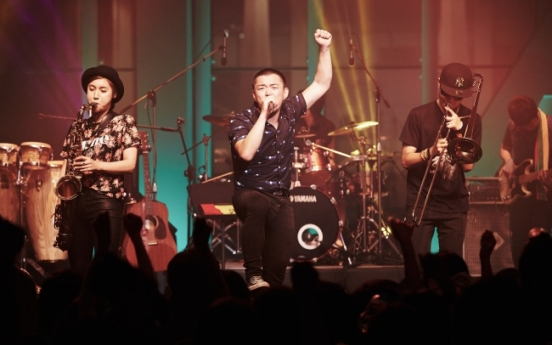 Expat mag joins Ulsan music fest with concert