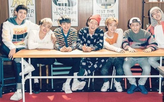 iKON's new album dominates charts