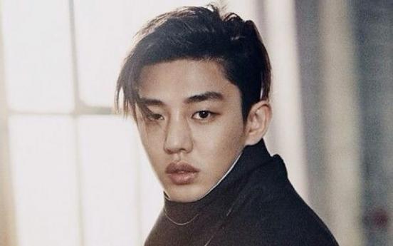 Yoo Ah-in wants to act 'erotic'