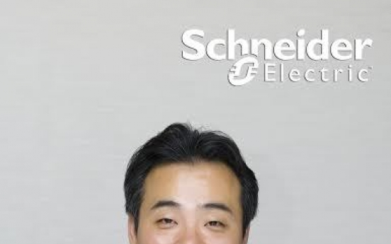 Schneider Electric Korea's head to oversee Mongolia