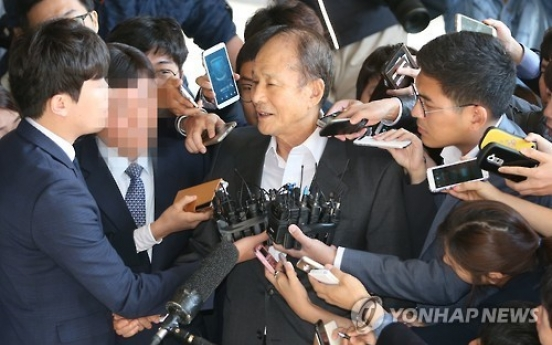 Ex-President Lee's brother summoned over graft scandal