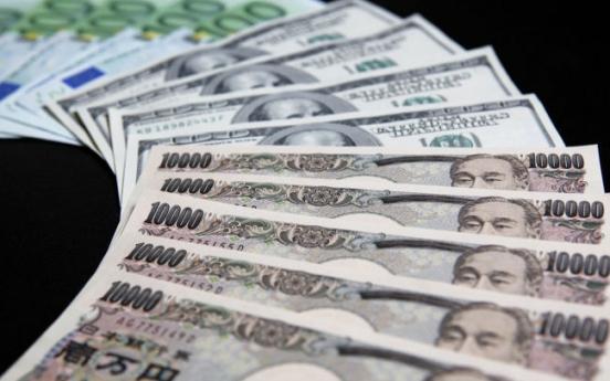 Korea wary of yen's repeat slide