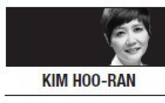 [Kim Hoo-ran] For the love of humanity
