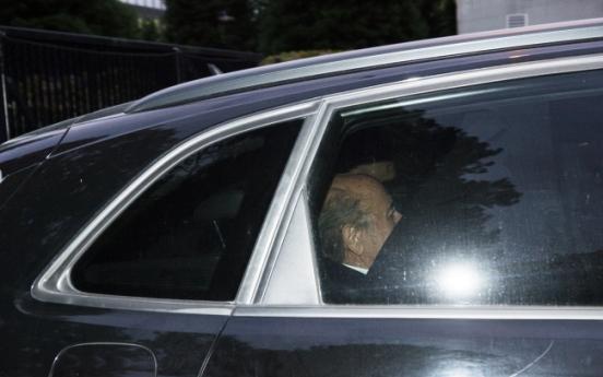 Blatter suspended as FIFA president