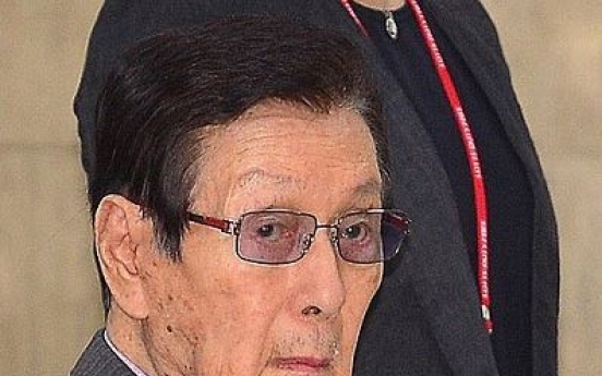 Lotte founder vows legal battle against son