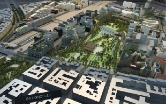 Paris strives to transform into sustainable city