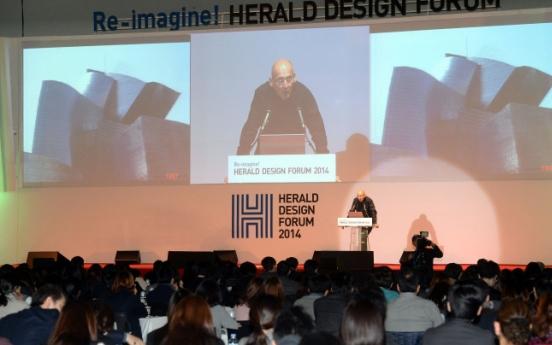 Ticket sales open until Nov.3 for Herald Design Forum 2015