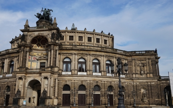 History meets modernity in Dresden