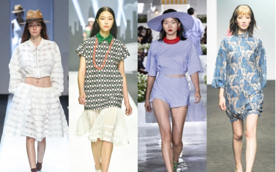 Seoul Fashion Week womenswear recap: Holiday luxury and exotic prints