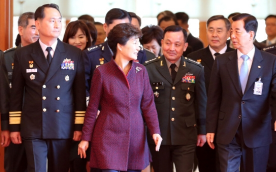 Ministry seeks to cut number of generals