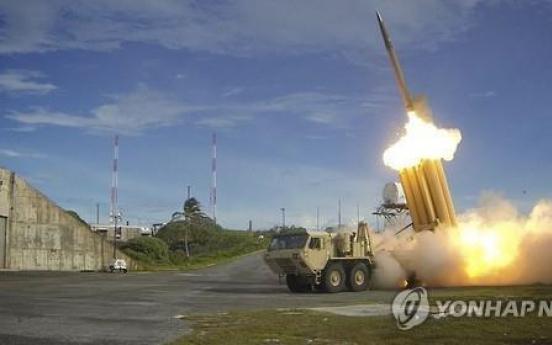 Lockheed Martin reverses itself, claims unaware of Korea-U.S. THAAD talks