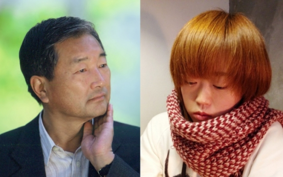 Mah, Hwang win Daesan literary awards